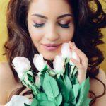 fixa ögonfransar och smink inför bröllop