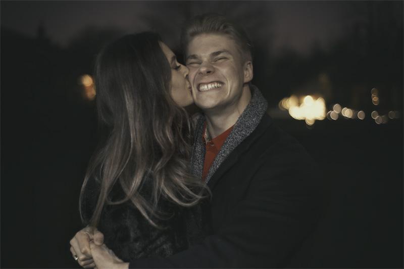 Bröllopsfotograf Ika Ressner och Gustav Markholm