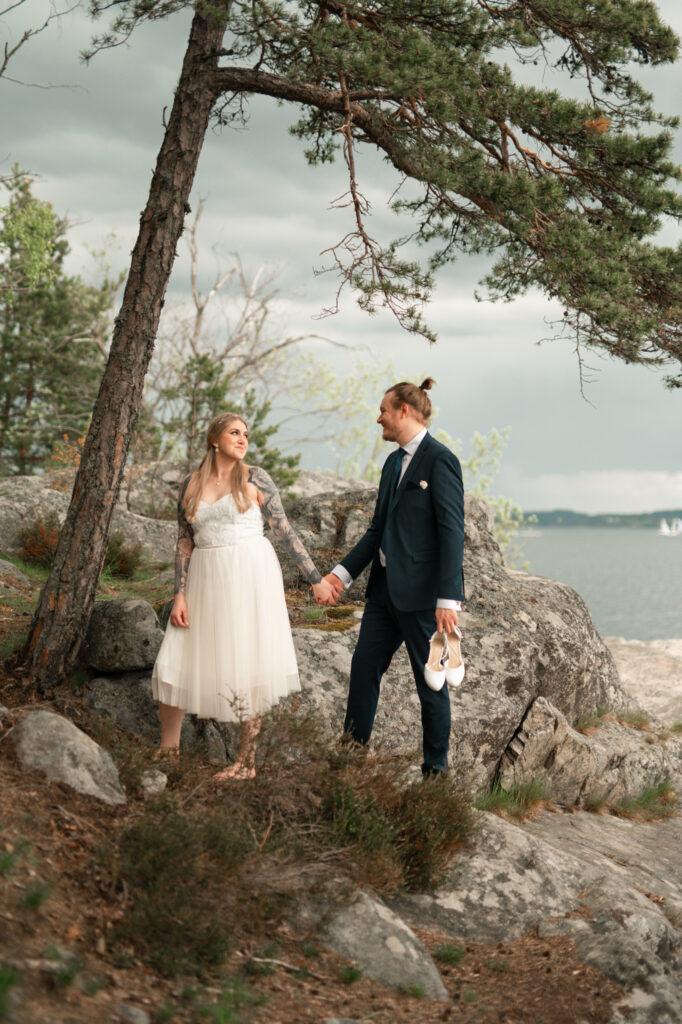 bröllop stockholms skärgård