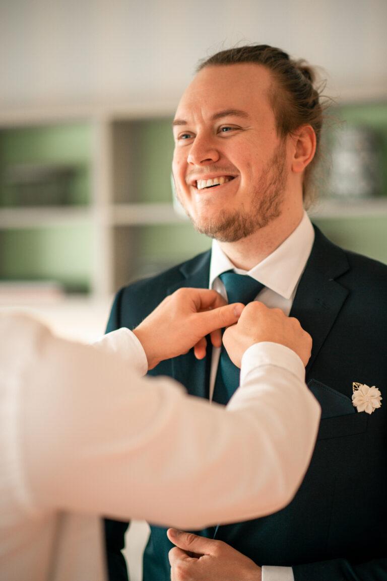 bröllopsfoto bestman