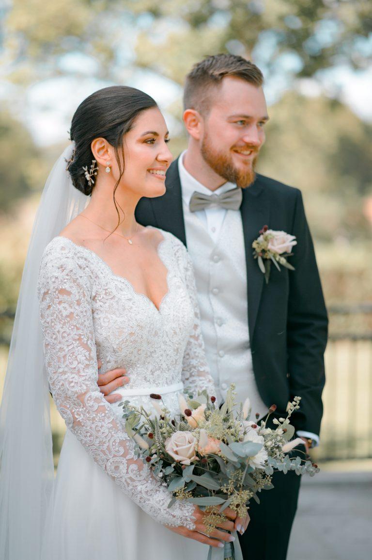 brud och brudgum bröllop